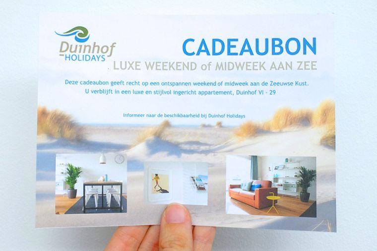 Cadzand_Cadeaubon