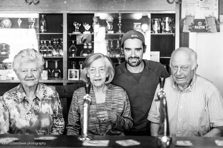 Gabriel Rios & barteam Muziekzaal
